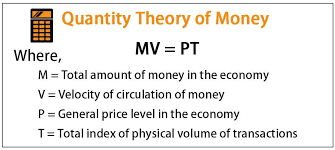 quantity theory of money definition