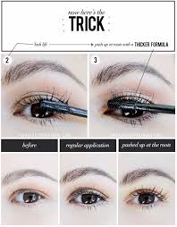 makeup tutorials for small eyes the lash lift easy step by step guides on