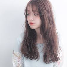 丸顔の髪型前髪ヘアスタイルまとめボブロングミディアム 髪型