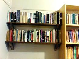 bathroom wall mounted book shelves nana s work rack mount bookshelf unique bookshelves p hanging