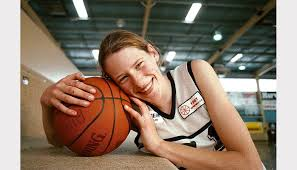 my hoop dream olympic gold the border mail lauren jackson 14 in albury after being d in the n youth team