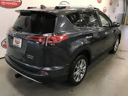 2016 Used Toyota RAV4 Hybrid AWD 4dr Limited at East Madison ...