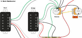 humbuckers and a 5 way switch Advance Mark 7 Wiring Diagram Pin Trailer Socket