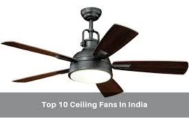 high end ceiling fans india best