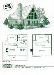Log Homes Log Home Floor Plans Log Cabins Log Houses  Log Open Log Home Floor Plans