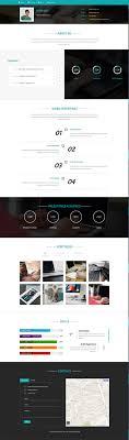 Beautiful Personal Website Html Template Business Template