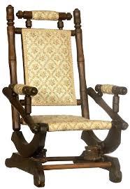 vintage platform rocking chair pair of rustic century platform rocking chairs at antique vintage pedestal platform vintage platform rocking chair
