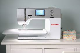 New Bernina Sewing Machine - Diary of a Quilter - a quilt blog & New Bernina Sewing Machine Adamdwight.com
