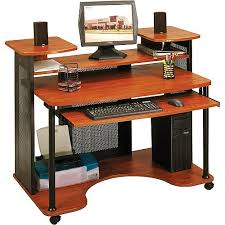 home office computer workstation. $199 Sauder Saturn Multi-Level Computer Workstation Black And Cherry, Home Office K