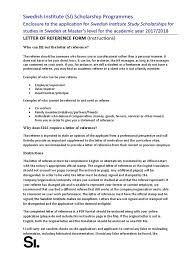 Scholarship Letter Of Recommendation Templates Letters Of Recommendation For Scholarships 2018 World Of