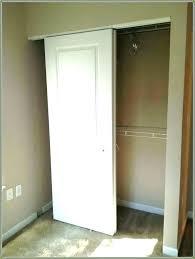 small closet doors sliding door organization ideas french