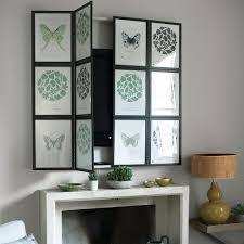 hide it behind a framed prints