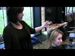 Water Works Salon And Spa Color Treatment Youtube