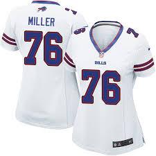 Womens Nike - Nfl Bills Youth Black Blue Jersey John Authentic Jerseys Miller|NFL Level Unfold Picks Week 12