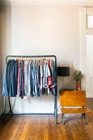 free standing clothes rack. Free Standing Clothes Rack A