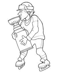 Small Picture httpwwwprintactivitiescomColoringPagesHockey Coloring Pages