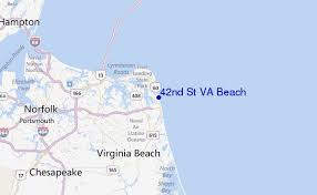 42nd St Va Beach Surf Forecast And Surf Reports Virginia Usa