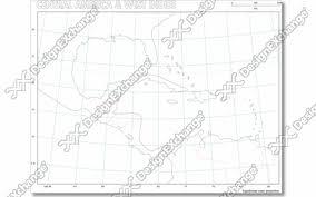 地域別図 中央アメリカ 地図素材のダウンロード 日本地図世界地図