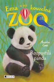 Ema A Její Kouzelná Zoo Rozpustilá Panda Amelia Cobb Kosmascz