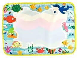 <b>BONDIBON</b> Водная <b>раскраска</b> коврик для рисования водой ...