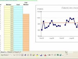 Run Chart Tutorial For Excel 97 2003