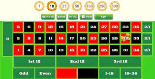 Try online free roulette games in demo mode. Free Online Roulette Games Roulette Simulator Info