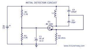 metal detector circuit diagrams, schematics, electronic projects Electronic Circuit Diagrams metal detector circuit diagrams, schematics, electronic projects electronics circuit diagrams
