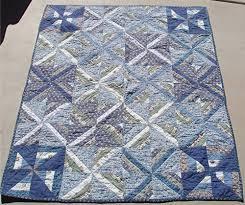 Quilt - Blue & Blue. Quilts > Blue Adamdwight.com