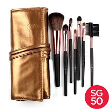 makeup brushes cosmetic brush sets pony hair makeup brushes singapore seller stock
