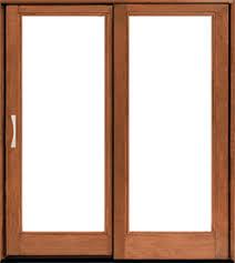 wood sliding patio doors. Designer Series Sliding Doors Wood Patio I