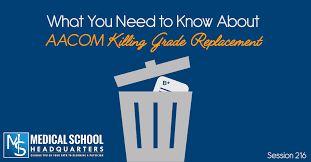 Aacomas Letter Of Recommendation 2019 What You Need To Know About Aacom Killing Grade Replacement