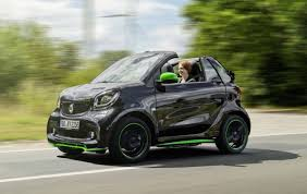 Smart Fortwo Electric Drive Details Released Before Paris