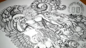 тату воин значение 101 фото татуировки эскизы