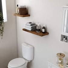 vasagle floating shelf wall shelf 40