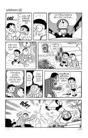 Truyện tranh Doremon - Tập 6 - Chương 18: Tạm biệt Đôrêmon