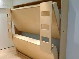 side mount twin murphy bed. Architecture And Interior Lovely Stacked Twin Bed White The Basement  Project In Bunk Side Mount Murphy .