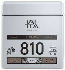 Чай черный <b>Jaf</b> Tea Single estate Sithaka №810 <b>подарочный набор</b>