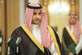 """أخبار السعودية a Twitteren: """"صورة.. الأمير خالد بن سلمان بن عبدالعزيز سفير  المملكة لدى #واشنطن يؤدي القسم أمام خادم الحرمين. -… """""""