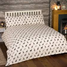 king size brushed cotton duvet covers king size flannelette duvet cover set