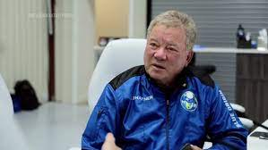 William Shatner on Blue Origin spaceflight: 'It was so moving'