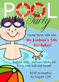 birthday party invitation templates printable ctsfashion com pool party invitation templates printable cloudinvitation