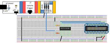 building raspberry pi controllers ir remote event counter as an additonal reference i included a circuit schematic diagram of the interface circuit for the intermediate to advanced electronics maker