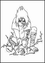 Sasuke Uchiha Kleurplaten L0