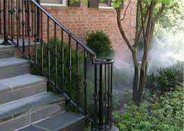 Once we have the exact. Handrail Installation Iron Handrail Metal Handrail Stairway Railing