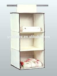 3 shelf closet organizer hanging shelves organizer 3 shelf hanging closet organizer hanging shelf organizer hanging 3 shelf closet storage organizer zip