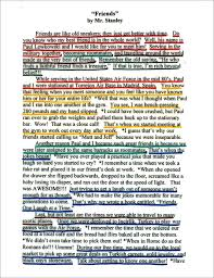 the program write reflections color coding makes writing organized and fun