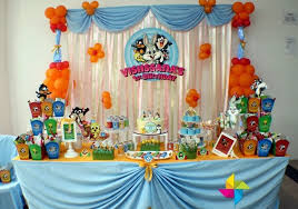 Creative Candy Table Design Ideas With Cartoon Theme For Kids Birthday  Party Decoration