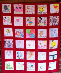 How To Make A Classroom Quilt - Fun Community Service Project ... & classroom quilt DIY Adamdwight.com