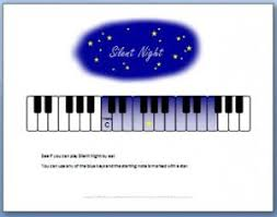 Always take care to observe the rests and longer tied notes. Silent Night Piano Sheet Music For Kids Video Tutorial