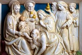 Image result for paintings and photos of the feast of the epiphany of our lord